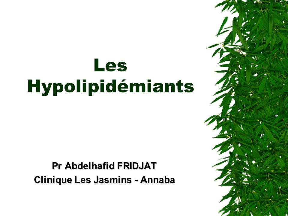 Pr Abdelhafid FRIDJAT Clinique Les Jasmins - Annaba
