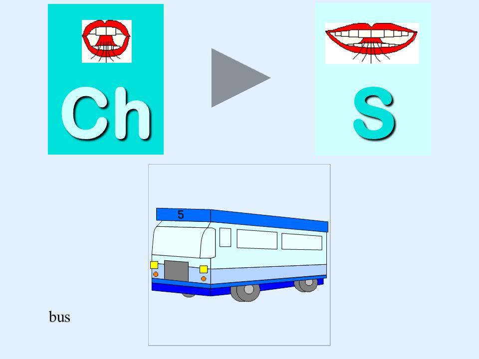 Ch S bus bus