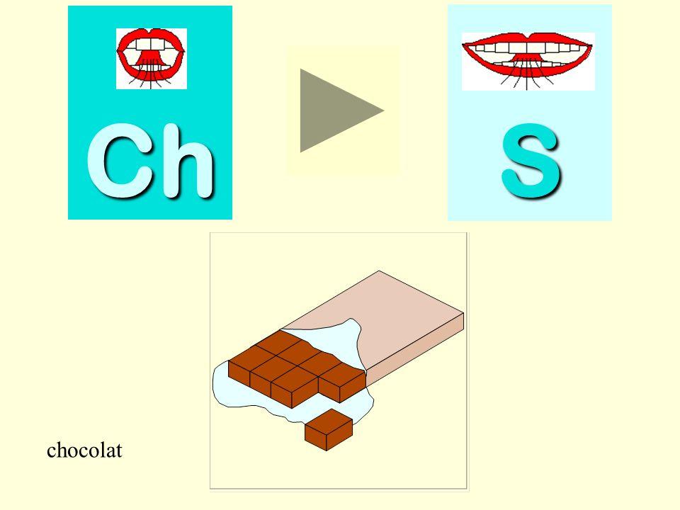 Ch S chocolat chocolat