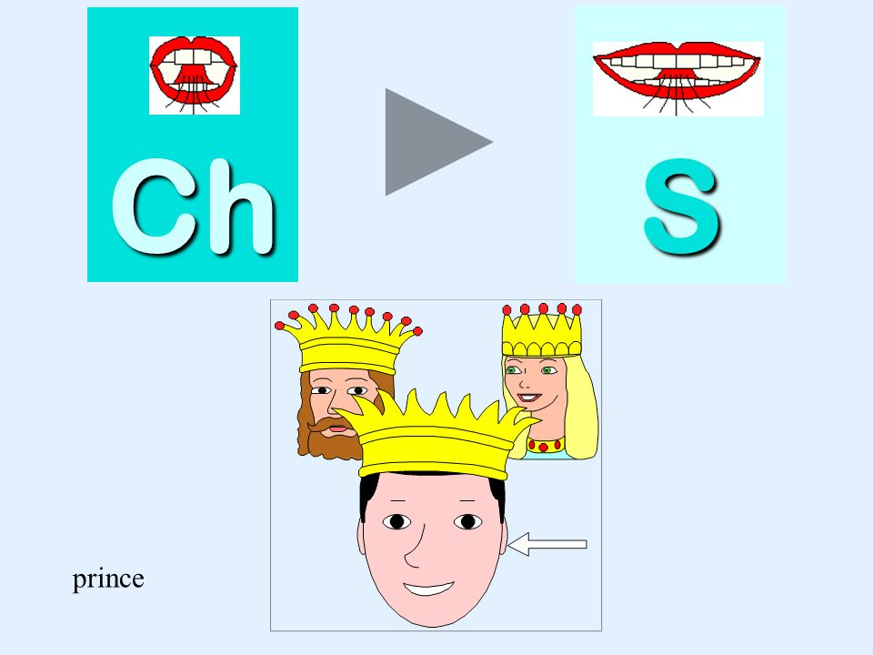 Ch S prince prince