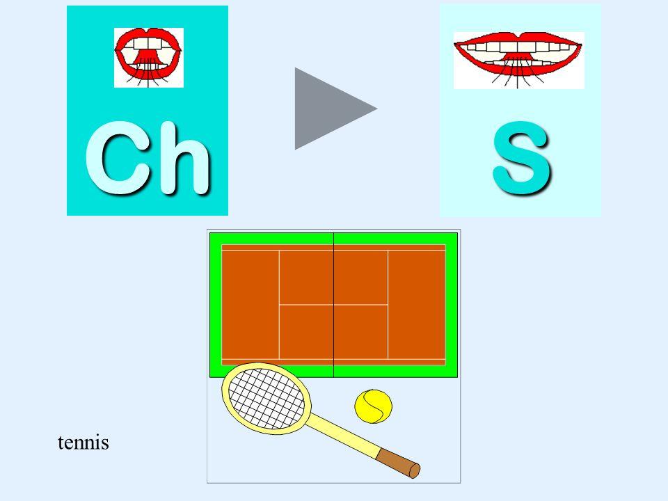 Ch S tennis tennis