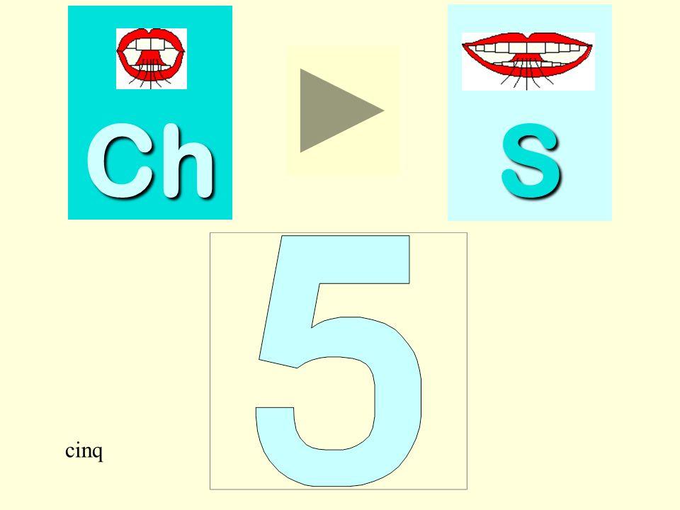 Ch S cinq cinq