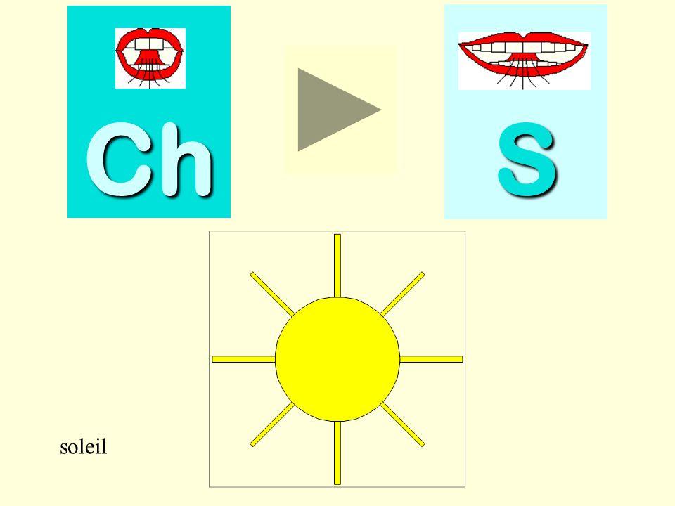 Ch S soleil soleil