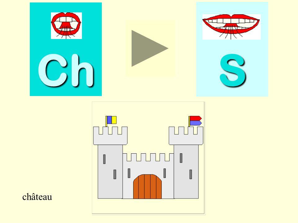 Ch S château château