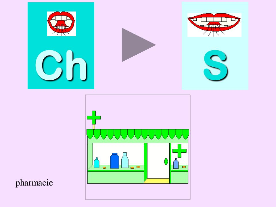 Ch S pharmacie pharmacie