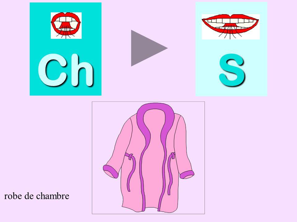 Ch S Robe chambre robe de chambre