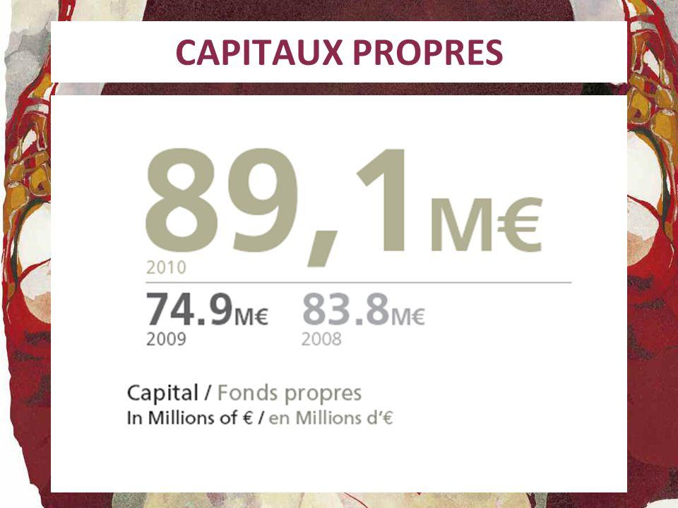 CAPITAUX PROPRES