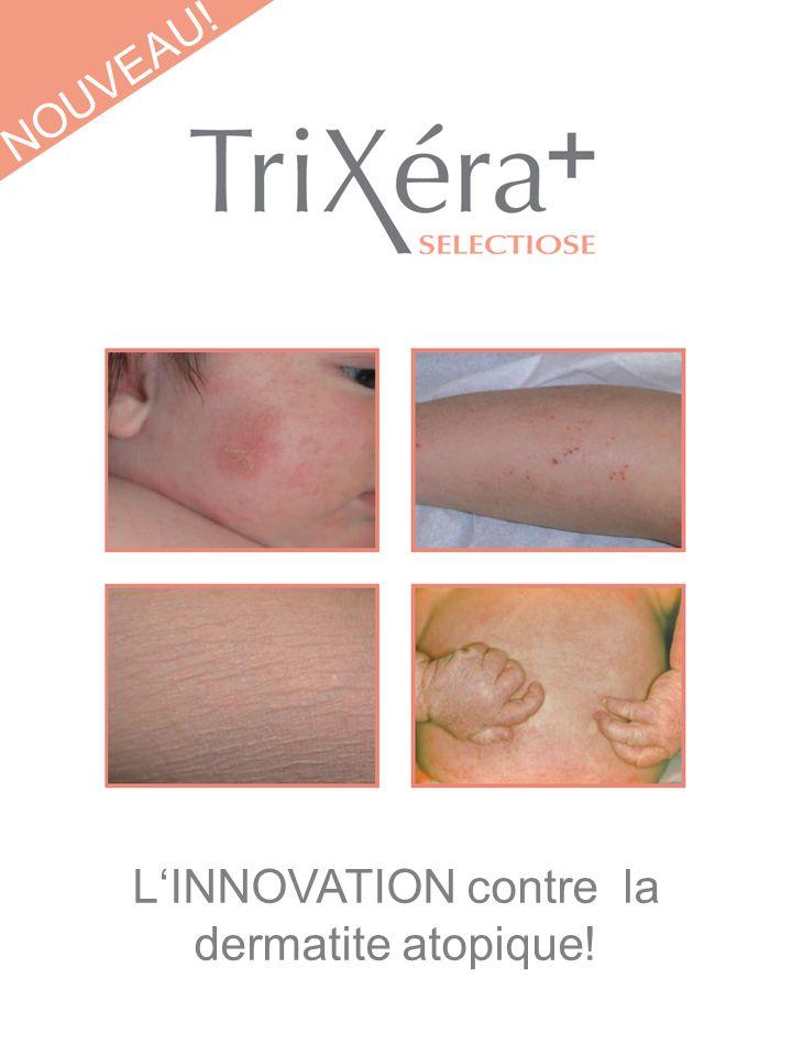 L'INNOVATION contre la dermatite atopique!