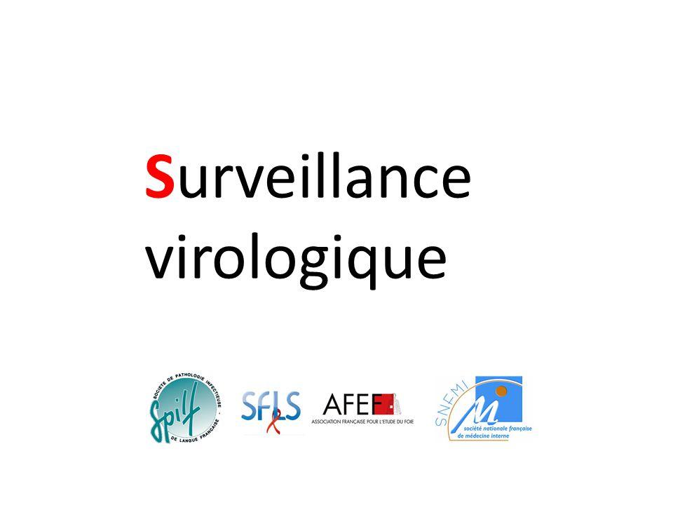 Surveillance virologique