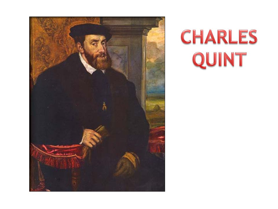 CHARLES QUINT ° Gante 1500 – Yuste 1558 La Pacification de Gand - 1570