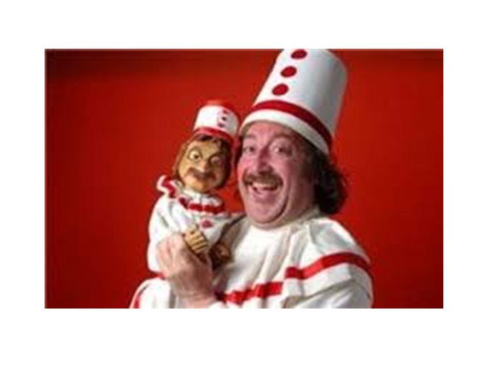 PIERKE PIERLALA (Pierrot) – théâtre de marionettes (guignols)