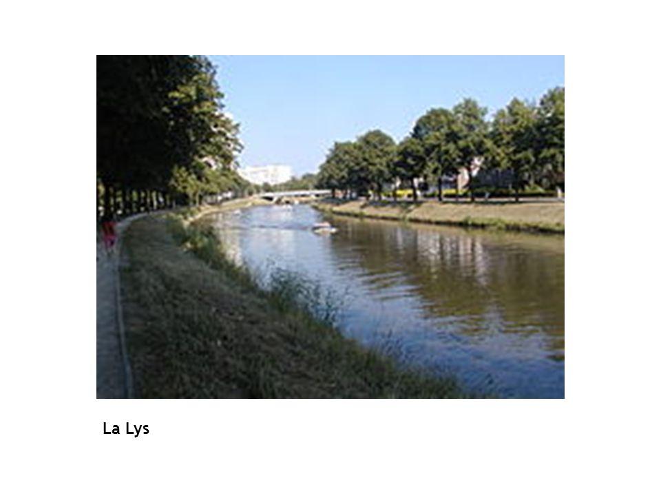 LA LYS – DE LEIE La Lys La Pacification de Gand - 1570