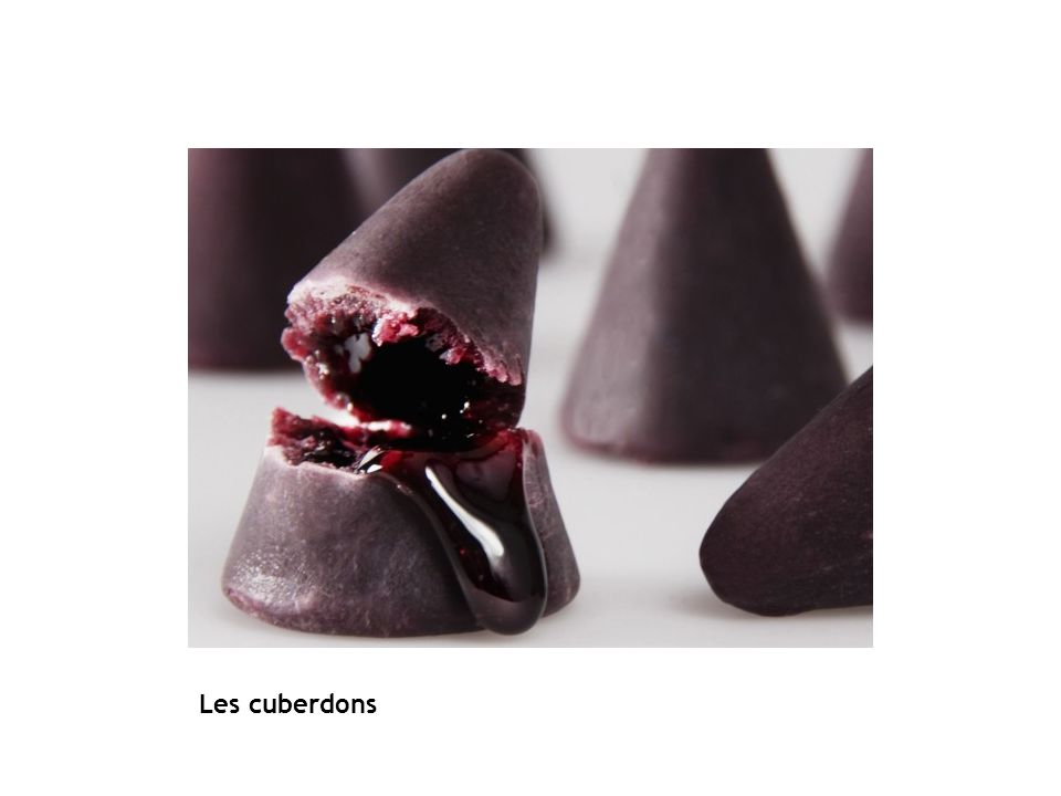 Les cuberdons CUBERDONS (neuskes) – chapeau de curé