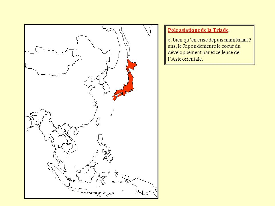 Pôle asiatique de la Triade,
