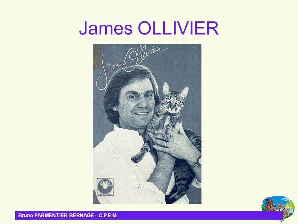 James OLLIVIER Bruno PARMENTIER-BERNAGE – C.P.E.M.