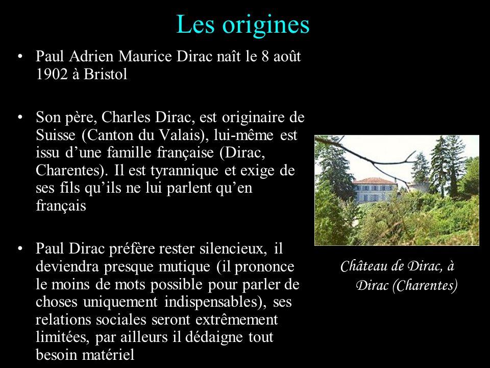 Château de Dirac, à Dirac (Charentes)