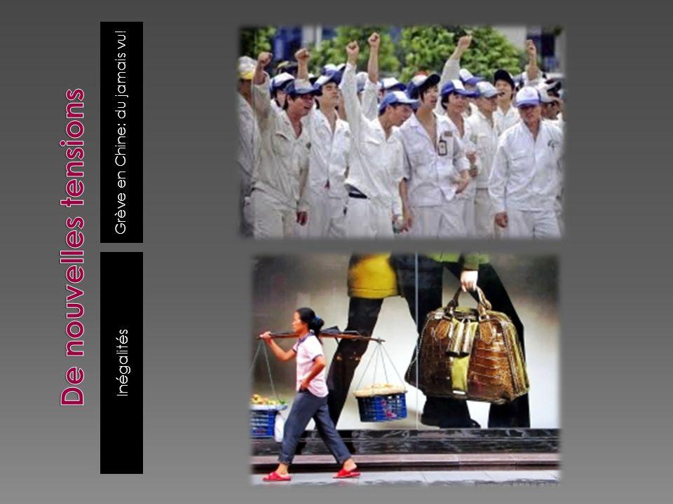 Grève en Chine: du jamais vu!