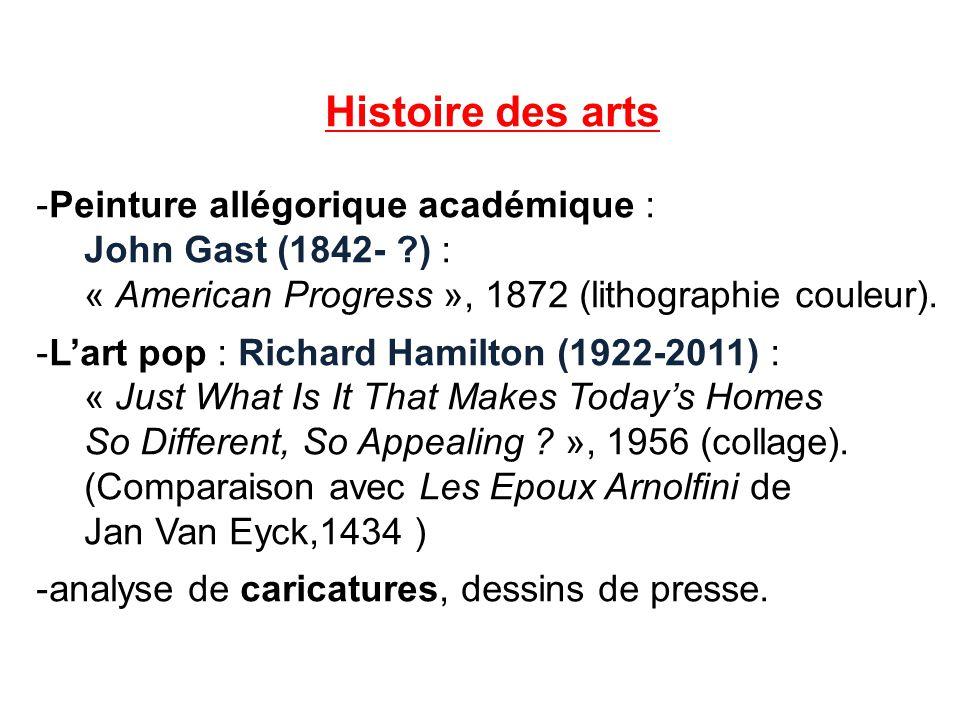Histoire des arts Peinture allégorique académique :
