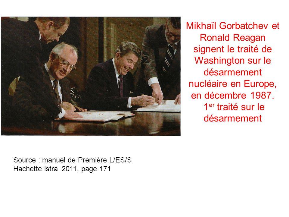 1er traité sur le désarmement