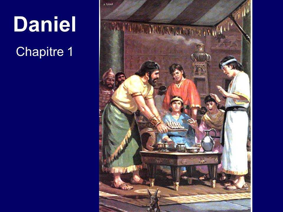 Daniel Chapitre 1