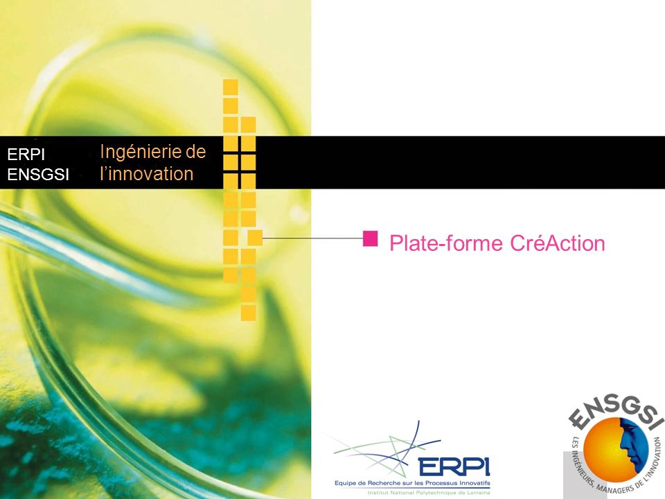 Plate-forme CréAction