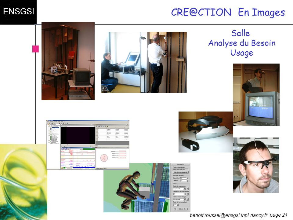 CRE@CTION En Images Salle Analyse du Besoin Usage
