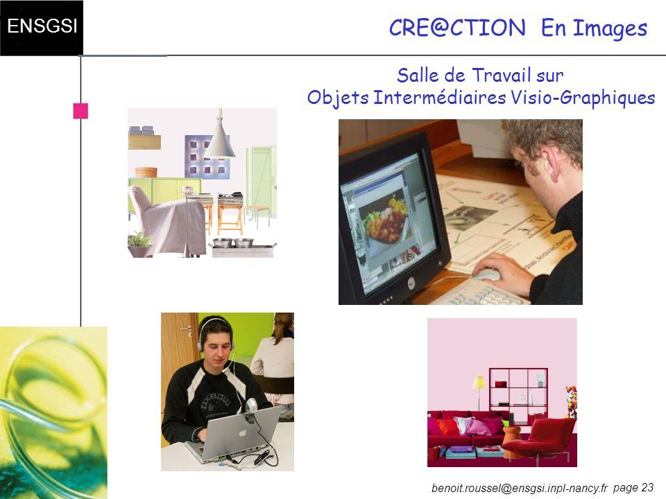 Objets Intermédiaires Visio-Graphiques