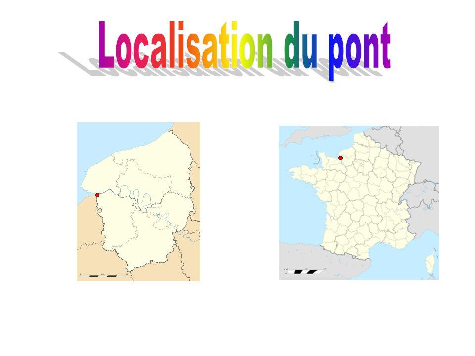 Localisation du pont