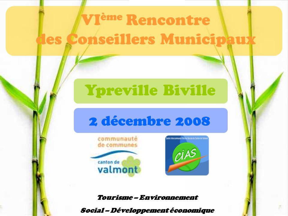 Tourisme – Environnement Social – Développement économique