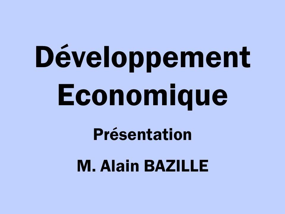 Développement Economique