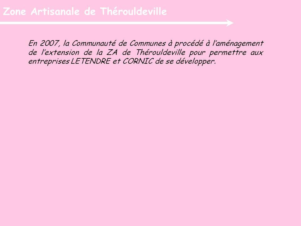 Zone Artisanale de Thérouldeville