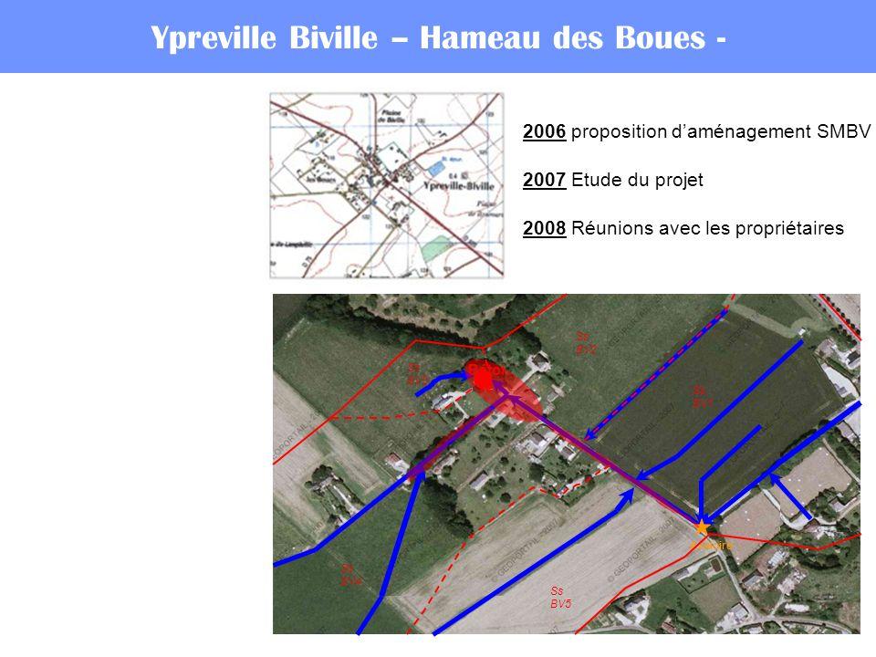 Ypreville Biville – Hameau des Boues -