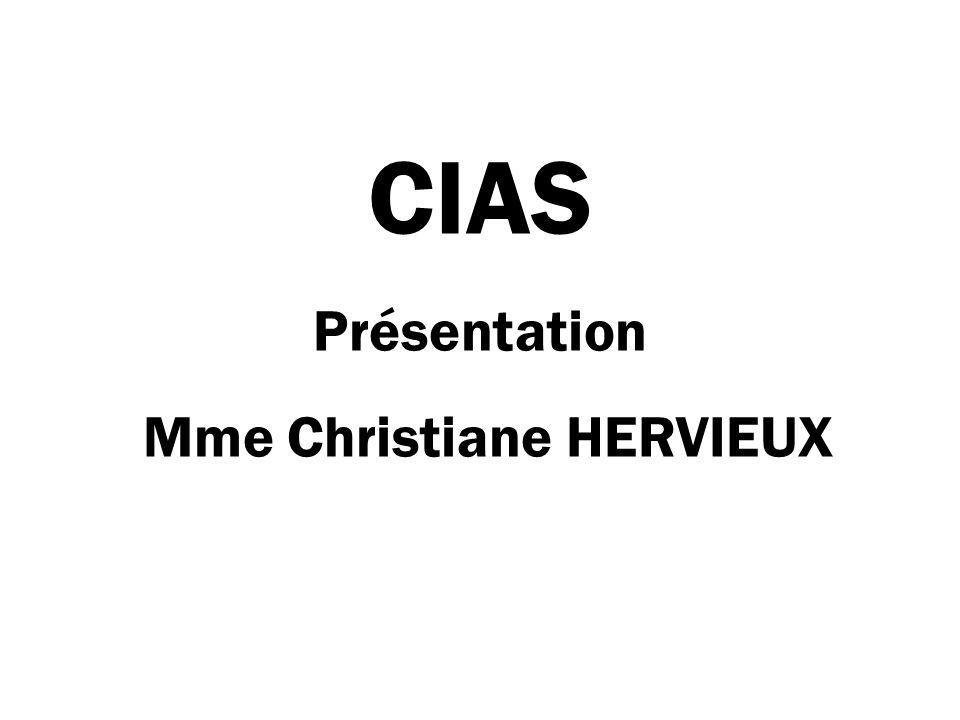 Mme Christiane HERVIEUX