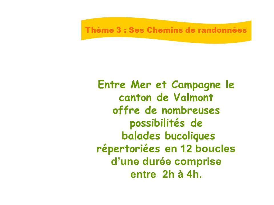 Entre Mer et Campagne le canton de Valmont