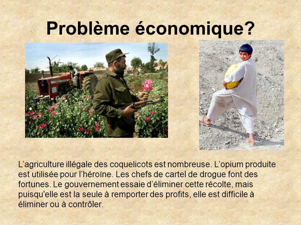 Problème économique
