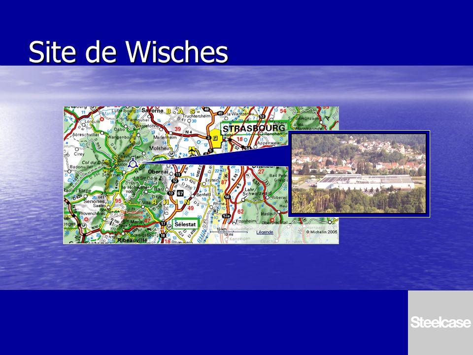 Site de Wisches Voici à quoi ressemble notre réseau mondial de conncessionnaires.