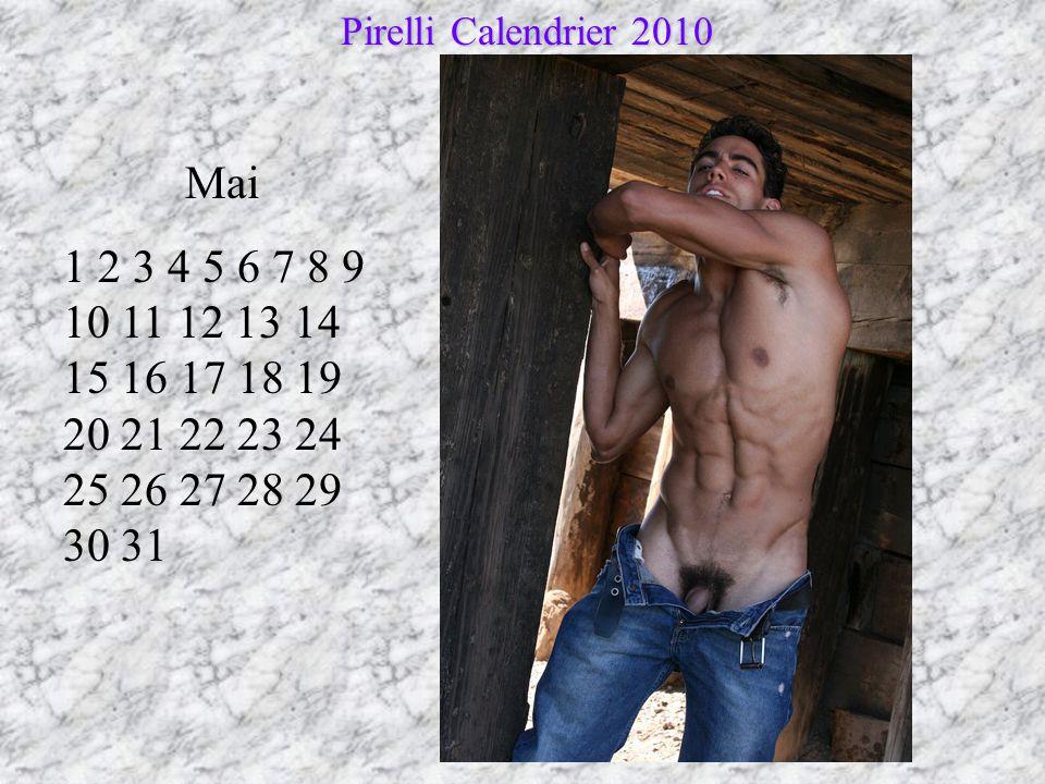 Pirelli Calendrier 2010 Mai.
