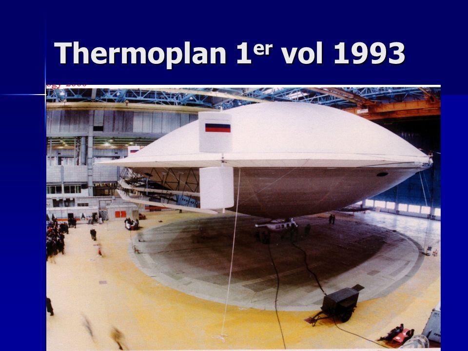 Thermoplan 1er vol 1993