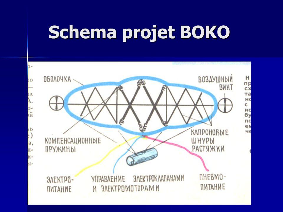 Schema projet BOKO