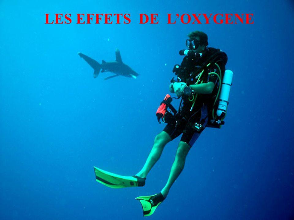 LES EFFETS DE L'OXYGENE