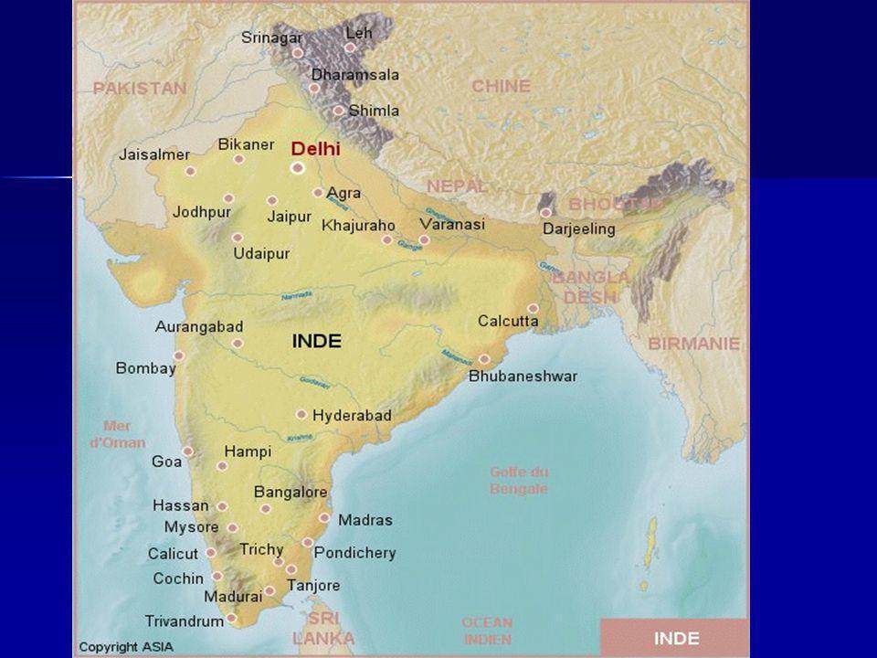 Inde géographie favorable fossé élites / peuple