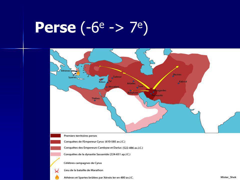 Perse (-6e -> 7e)