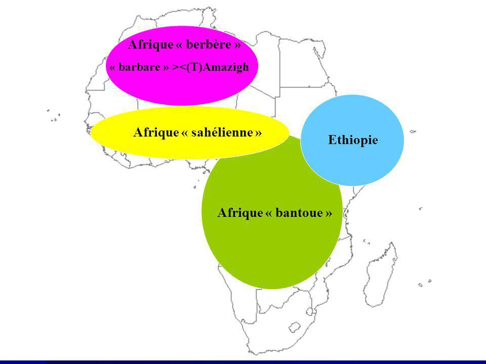 Les royaumes africains