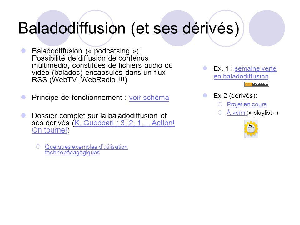Baladodiffusion (et ses dérivés)