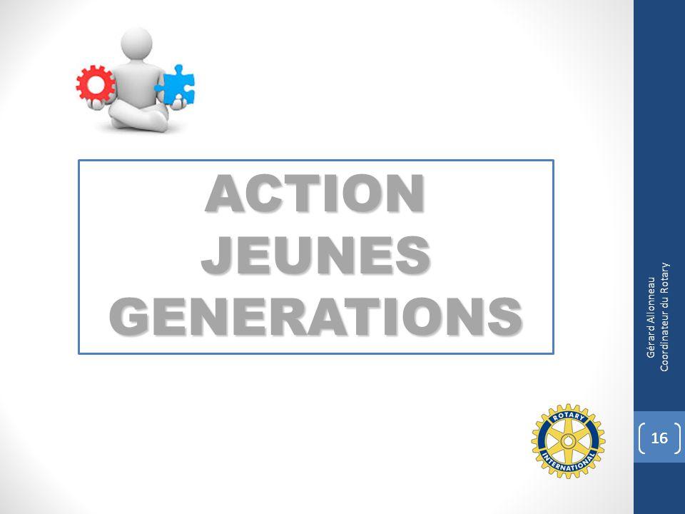 ACTION JEUNES GENERATIONS