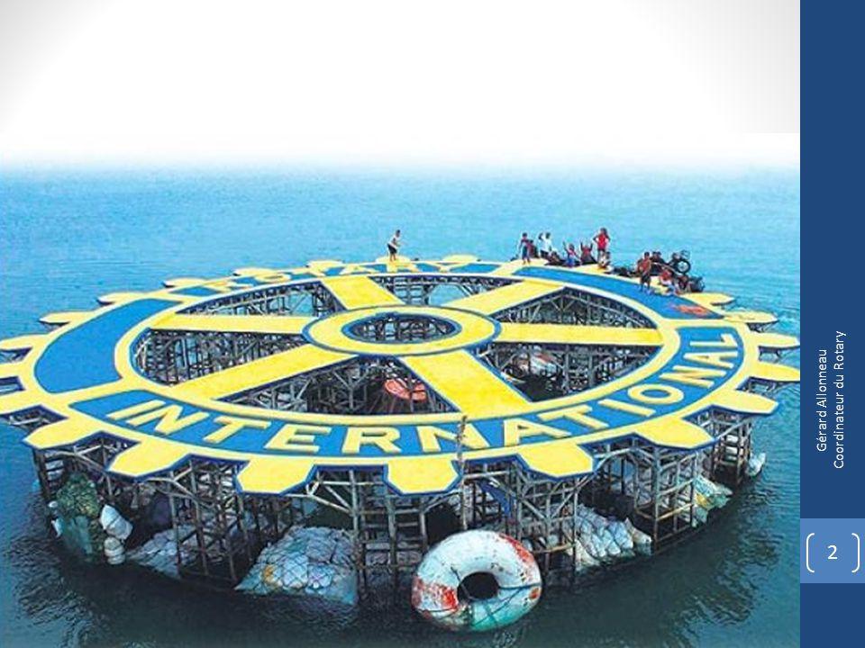 Coordinateur du Rotary