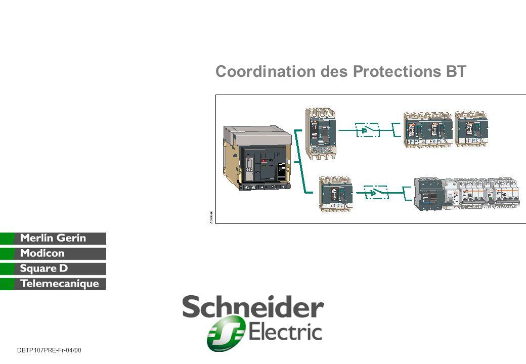Coordination des Protections BT