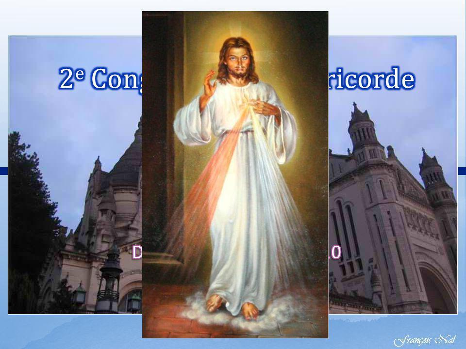 2e Congrès de la Miséricorde Divine