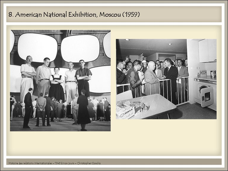 8. American National Exhibition, Moscou (1959)