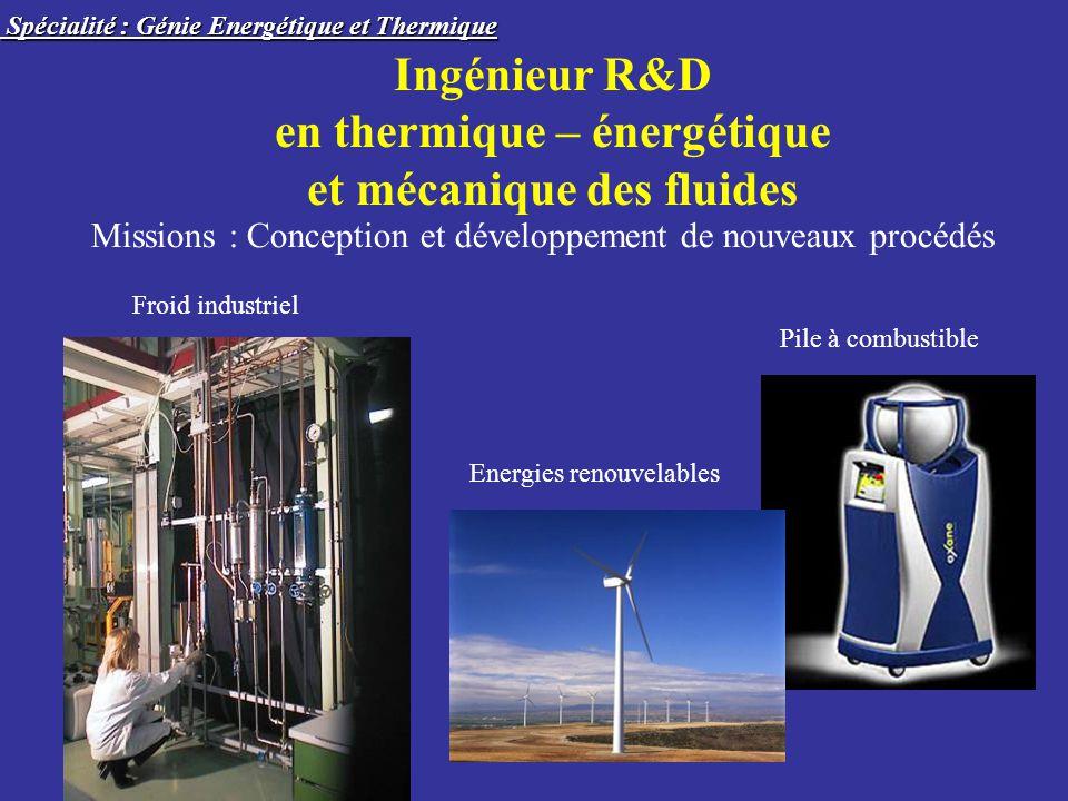 en thermique – énergétique et mécanique des fluides